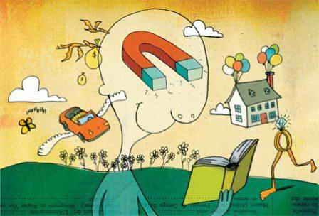 Закон притяжения мысли