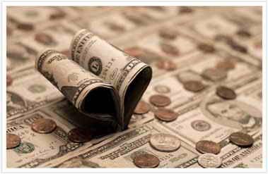Визуализация денег