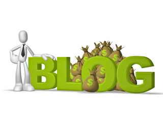 Заработать на блоге? Легко