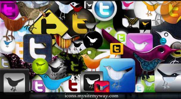Коллекция иконок социальной сети