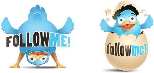 Неповторимые иконки для Твиттера