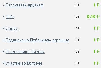 Заработок Вконтакте с помощью биржи Sarafanka