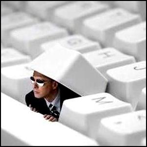 Следят в интернете