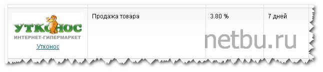 Утконос интернет гипермаркет