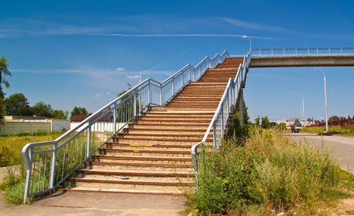 12 метровый мост Минск