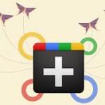 Регистрация аккаунта в Google Plus