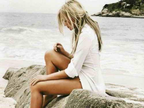 Фото девушек из Вконтакте на море 03
