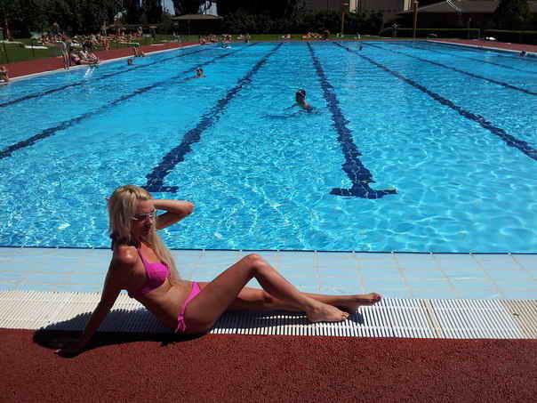 Фото девушек из Вконтакте на море 21