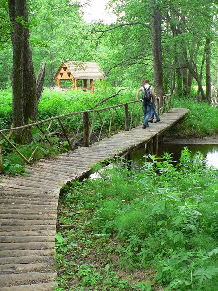 Мост через Страчу