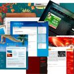 WordPress: установка темы на блог за 1 минуту!