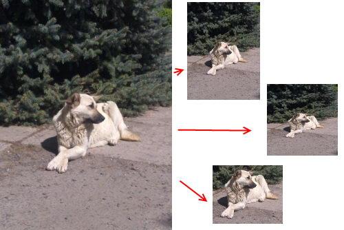 Оптимизировать размер картинки, изображения, фото