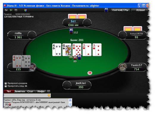 Играть покер зарабатывать деньги
