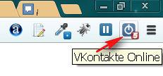 Плагин Google Chrome VKontakte Online