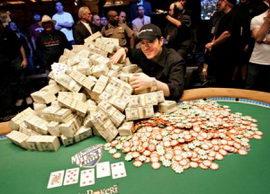 Заработок денег в покер