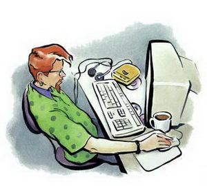 Фрилансеры в интернете