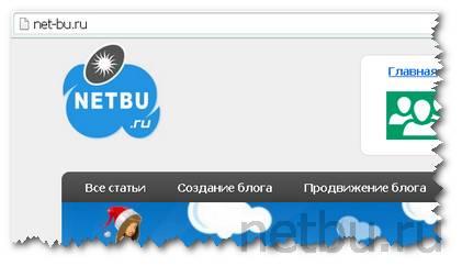 Копия сайта netbu.ru